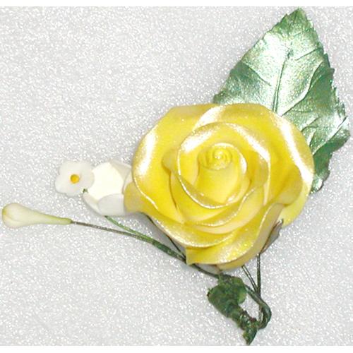 Yellow SheenFlower