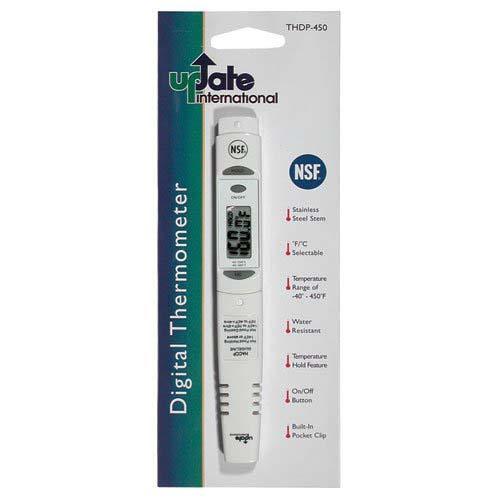 Update International Digital Thermometer -40-450 - THDP-450