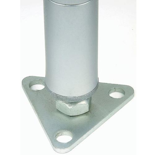 Nexel Foot Plate for Shelf Post