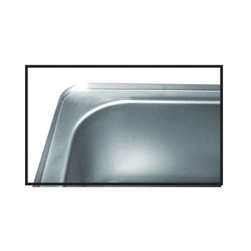 Winco C-WPF6 Water Spillage Pan - Edge