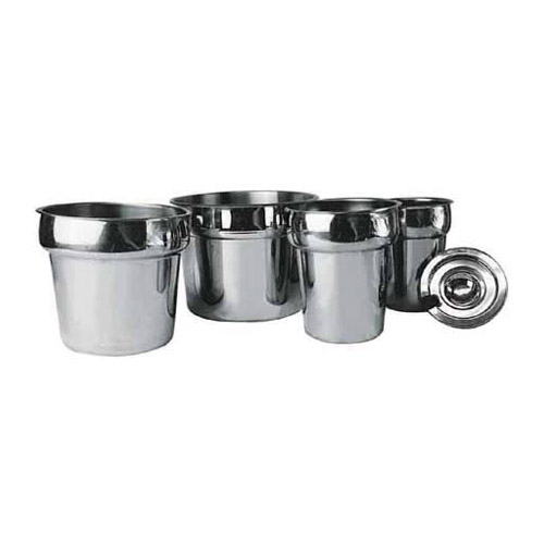 Winco Inset, Stainless Steel