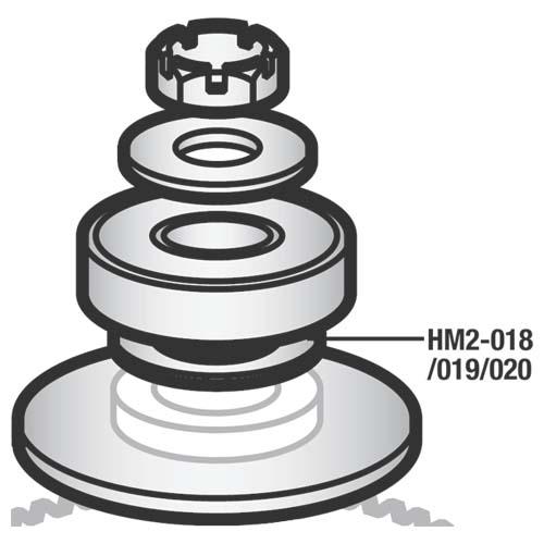 Bearing Shim Washer (.003) For Hobart Mixer For Hobart Mixers A1