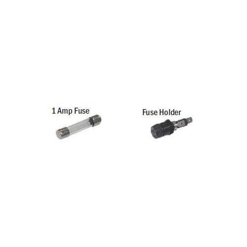 1 Amp Fuse / Fuse Holder, for Heat Seal
