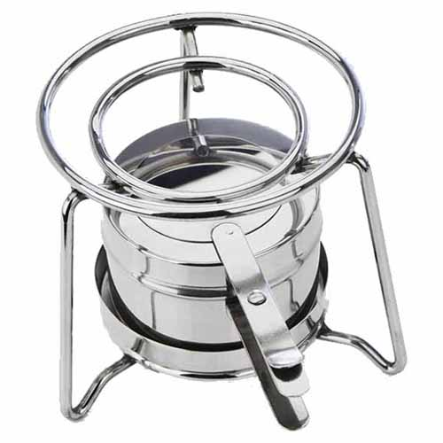 Eastern Tabletop 3272 Stainless Steel Mini Grill Stand
