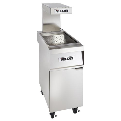 Vulcan Frymate - With Heat Lamp