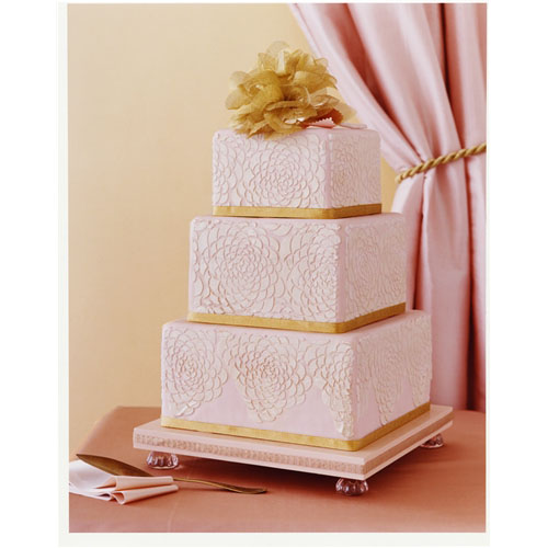 Cake Designed with Camilla Rose 3-Tier Set