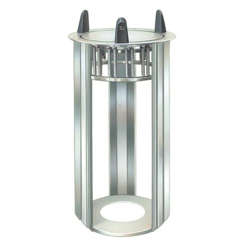 Lakeside Mobile Unheated Open Frame Dish Dispenser