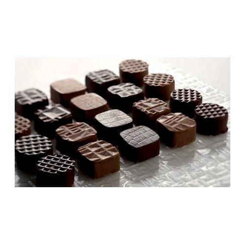 Textured Chocolates