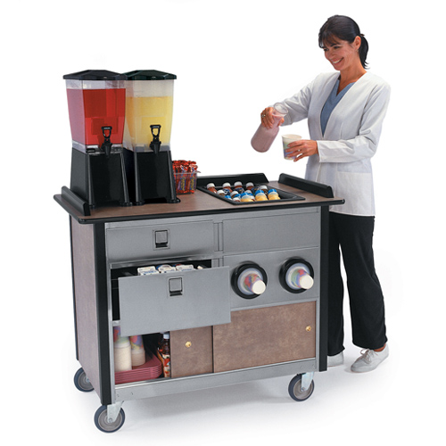 Lakeside 690-10 Mobile Hydration & Nutrition Cart Ver. 1