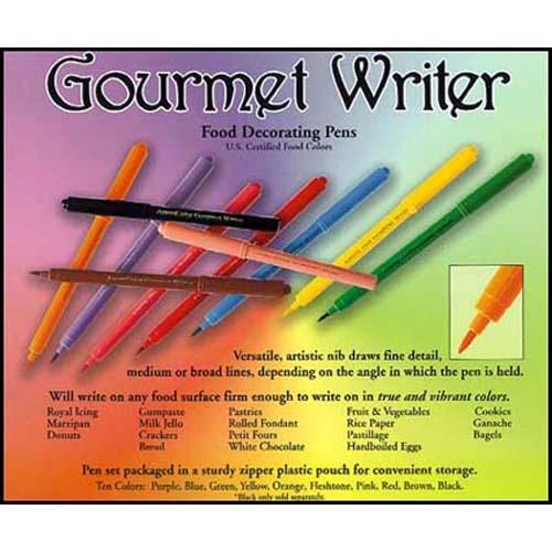 Americolor Gourmet Writer