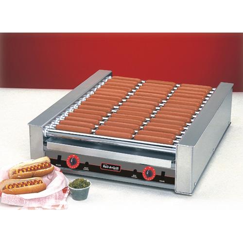 Nemco Roller Grill (model 8045N shown here)