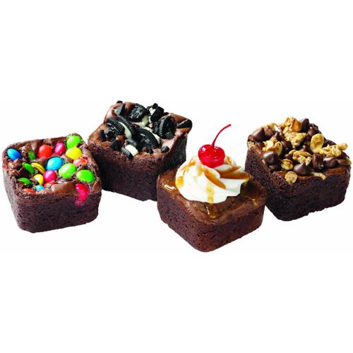 Wilton 12-Cavity Nonstick Brownie Bar Pan