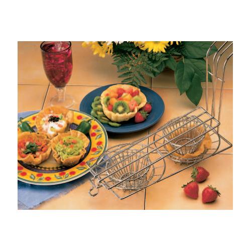 Double Taco Salad Basket, Large