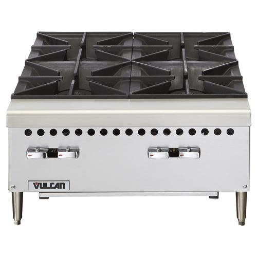Vulcan VCRH24 Series Restaurant Gas Hotplate 24