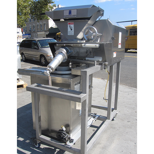 AM Dough Divider & Rounder Models S251 & R900C