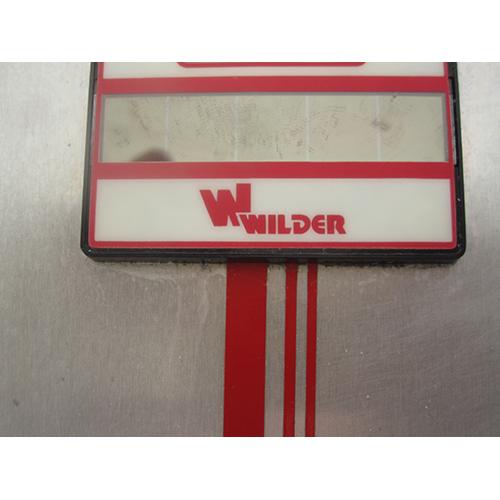 Wilder Warmer Cabinet