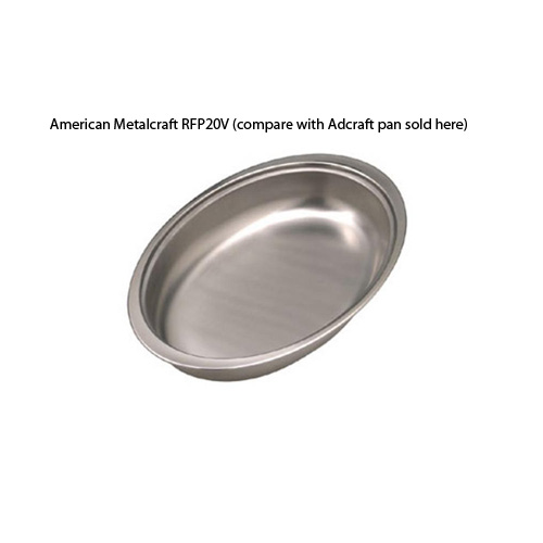 American Metalcraft RFP20V (compare with this item)