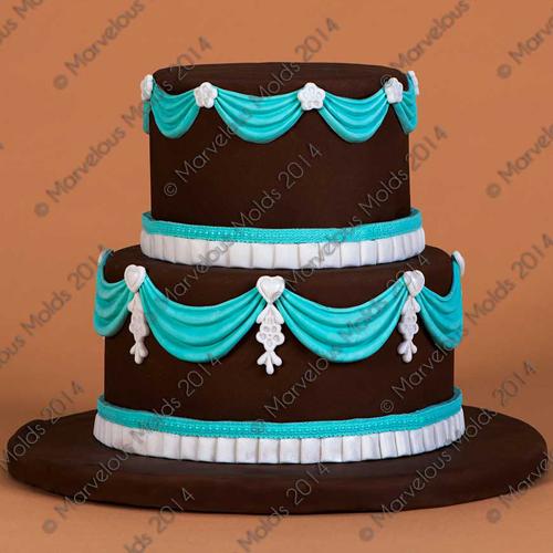 Kathy-Lace Cake