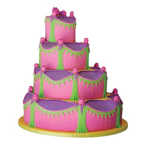 Americolor Cake