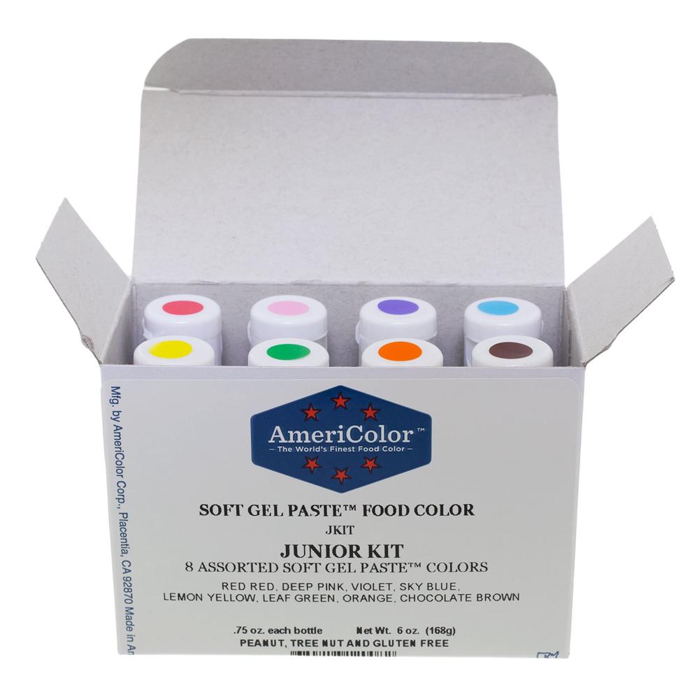 Americolor Gel Paste Junior Kit