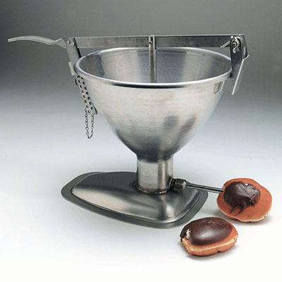 Cake Filler Jelly Donut Pump 5 Quart Hopper Pastry