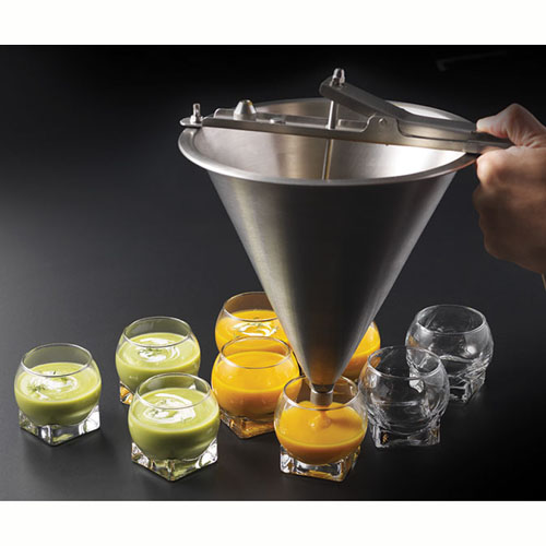 Matfer Confectionery Funnel Pastry Filling Funnels