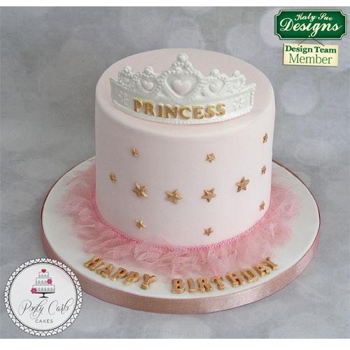 simple cake decorating ideas with fondant.htm katy sue designs princess tiara banner silicone mold silicone  princess tiara banner silicone mold