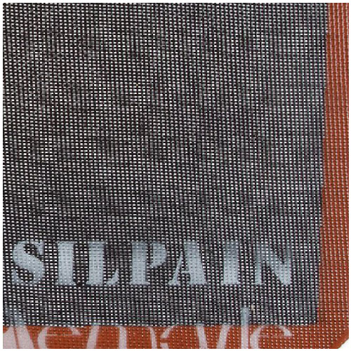 Demarle Silpain Perforated Baking Mat 11 6 X 16 5 Half
