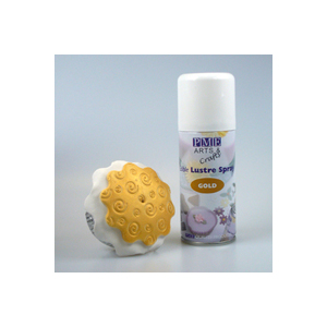 Pme gold lustre spray