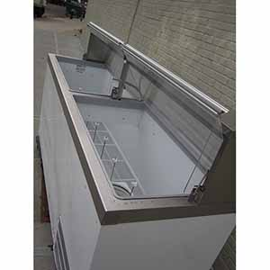 Master-Bilt Model DD-88 Ice Cream Dipping Cabinet 22.5 Cu feet ...