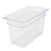 Clear Food Pan, Third Size (6-15/16