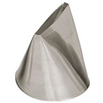 Ateco Basketweave Pastry Tube, Stainless Steel Seamless Design - # 789