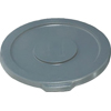 Rubbermaid FG261960 Lid For Round Brute Container 20 Gallon  - Gray