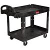 Rubbermaid FG452088 Heavy Duty Utility Cart 25-7/8