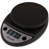Escali Black Primo Digital Scale 11 lb/ 5 kg