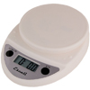 Escali White Primo Digital Scale 11 lb/ 5 kg