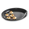 G. E. T. Melamine Platters, Oval, Milano Series, 15