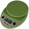 Escali Green Primo Digital Scale 11 lb/ 5 kg