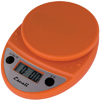 Escali Orange Primo Digital Scale 11 lb/ 5 kg