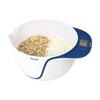 Escali Taso Mixing Bowl Digital Scale Color: Blueberry