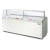 Turbo Air TIDC-91 Ice Cream Dipping Cabinet 91