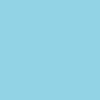 Arcolor Rolled Fondant, Vanilla Flavor, 1.1 lb/ 500g - Baby Blue