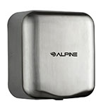 Alpine 400-10 Hemlock Automatic Commercial Hand Dryer - Stainless Steel
