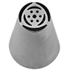 Russian Nozzles, Stainless Steel Seamless Tubes - #2