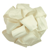 Anisha Wired Edge Ribbon, 2-1/2 Inch Wide, Roll of 10 Yards - Ivory