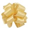 Contessa Wired Edge Ribbon, 1-1/2 Inch Wide, Roll of 25 Yards - Buttercream