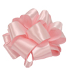 Contessa Wired Edge Ribbon, 1-1/2 Inch Wide, Roll of 25 Yards - Powder Pink