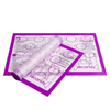 Silicandy Non-Stick Silicone Baking Mat - Purple