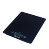 CDN SD1102 Black Digital Glass Scale, 11 lb/ 5 kg