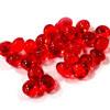 Edible Red Diamond Jewels - 6mm